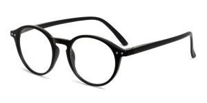 Looplabb Leesbril Faust black