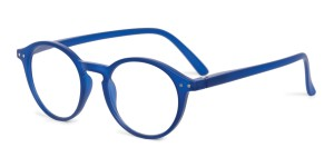 Looplabb Leesbril Faust dark blue