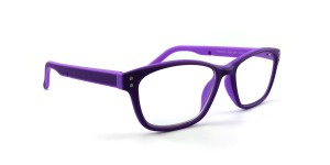 Polinelli P200 Women leesbril - Dark Purple and Purple