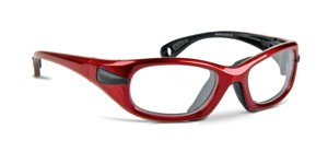 Progear Sportbril - S - Metallic Red