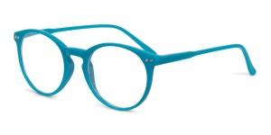 Looplabb Leesbril Lolita petrol blue